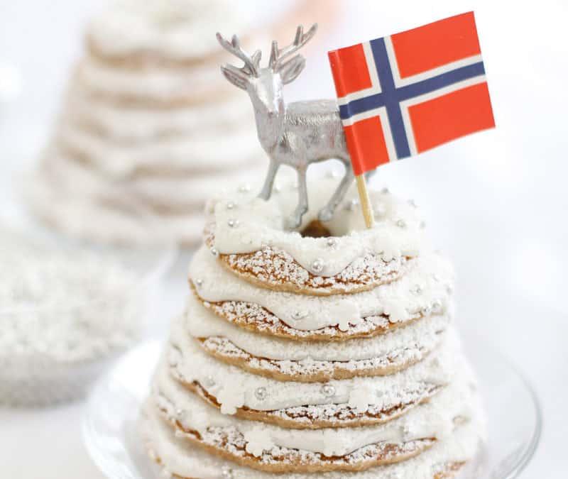 Ricette dal mondo: Kransekake (Norvegia)